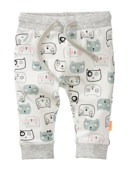 newborn trousers off-white off-white - 1000005622 - hema