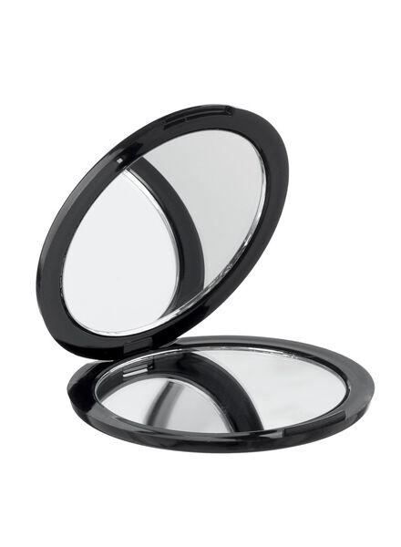 miroir pliant noir - 11821034 - HEMA