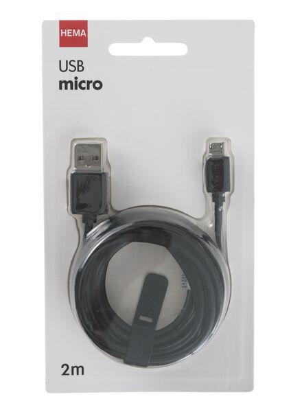 câble chargeur micro-USB - 39630050 - HEMA