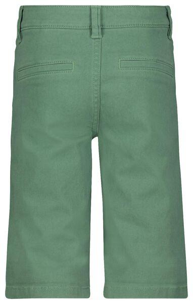 Kinder-Shorts grün 134/140 - 30734241 - HEMA