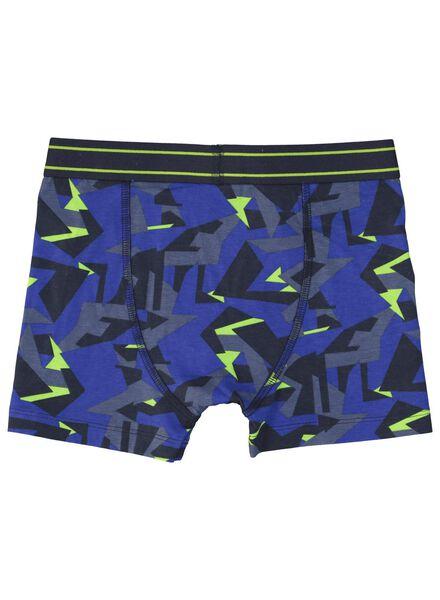 2-pack children's boxers dark blue dark blue - 1000014968 - hema