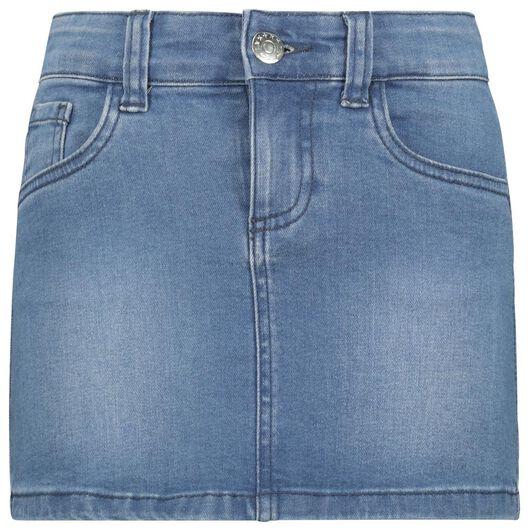 children's skirt denim denim - 1000020285 - hema