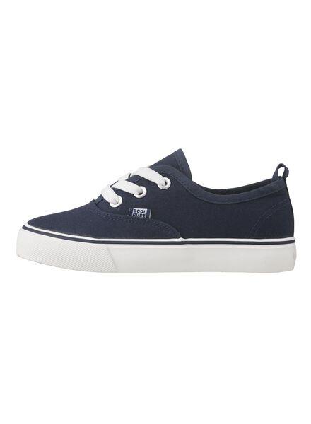 Kinder-Schuhe blau blau - 1000012600 - HEMA
