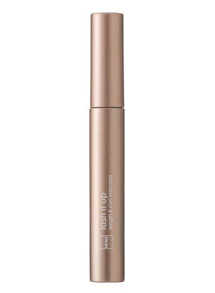 mascara ultrablack longueur & courbe - 11210077 - HEMA