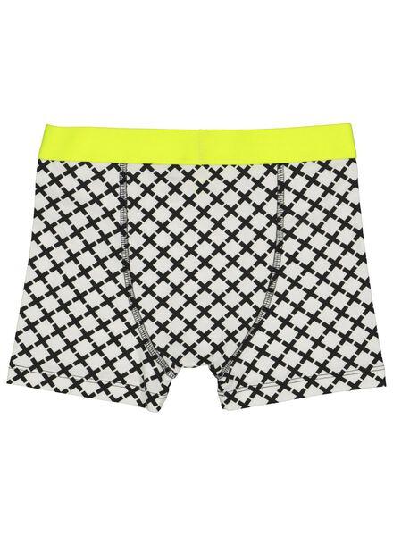 2-pack children's boxers grey melange grey melange - 1000014971 - hema