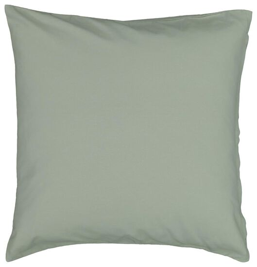 cushion cover - 50x50 - textured - green - 7320018 - hema