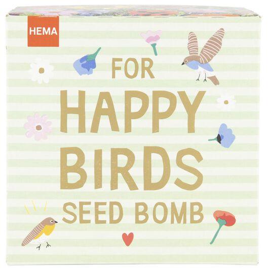 flower seed bomb kit birds - 41810094 - hema