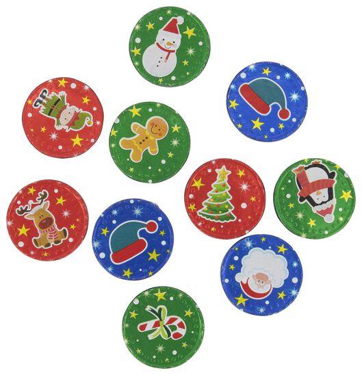 chocolate Christmas coins - 10030017 - hema
