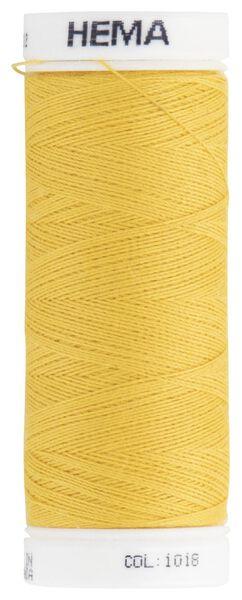 machine/handgaren 200meter geel machinegaren geel - 1422035 - HEMA