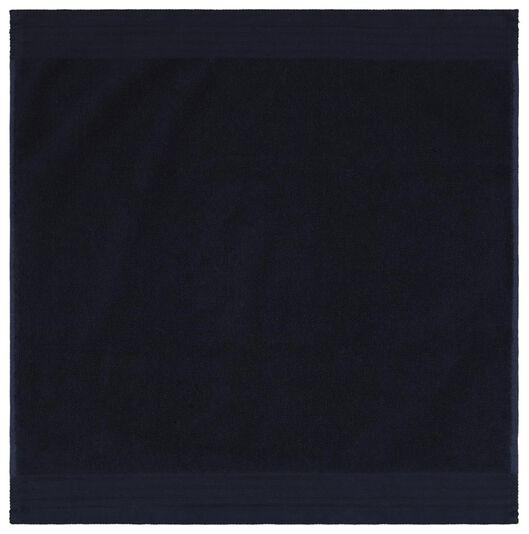 Küchenhandtuch, 50 x 50 cm, Baumwolle, dunkelblau - 5410127 - HEMA