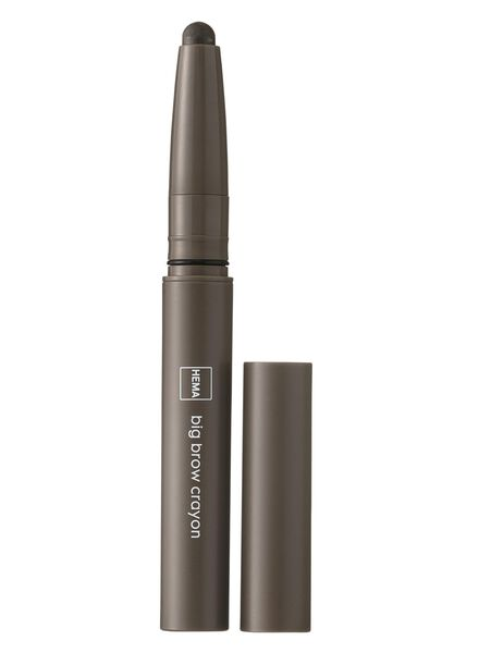 eyebrow pencil extra thick mid brown - 11214116 - hema