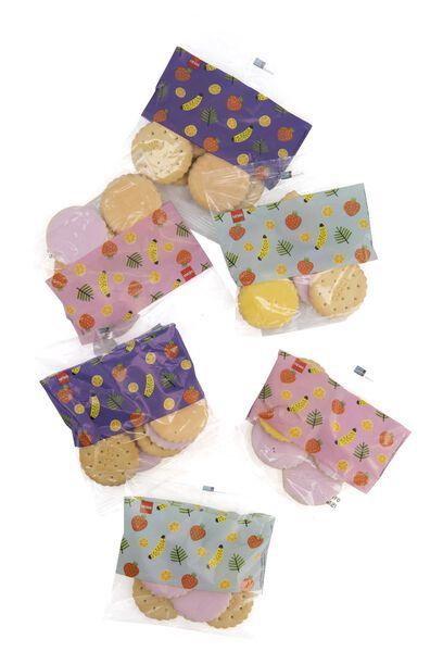 biscuits glacés au goût fruité 180 g - 10213046 - HEMA