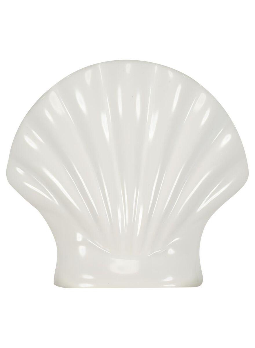 vase coquillage 15x15.5 - 60100424 - HEMA