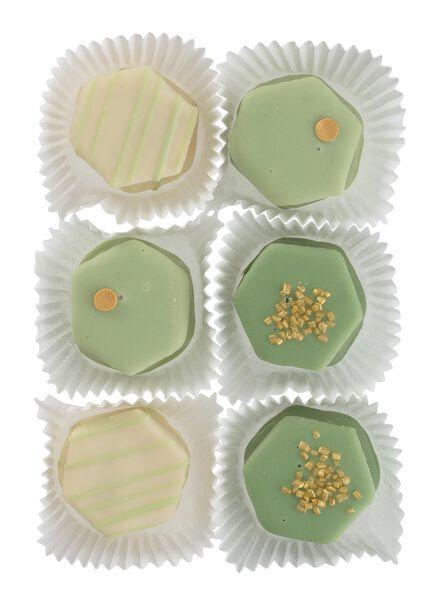 petits fours lemon curd - 10330024 - HEMA