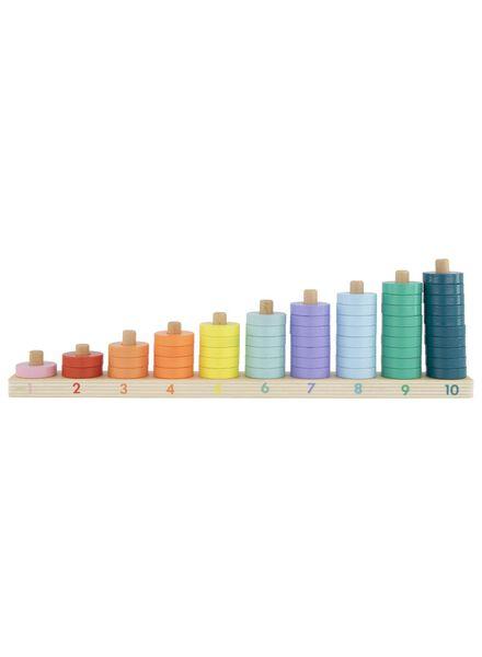 Holz-Stapelpuzzle - 15190249 - HEMA