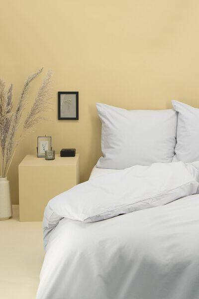 Bettwäsche, Soft Cotton, einfarbig hellgrau hellgrau - 1000014137 - HEMA