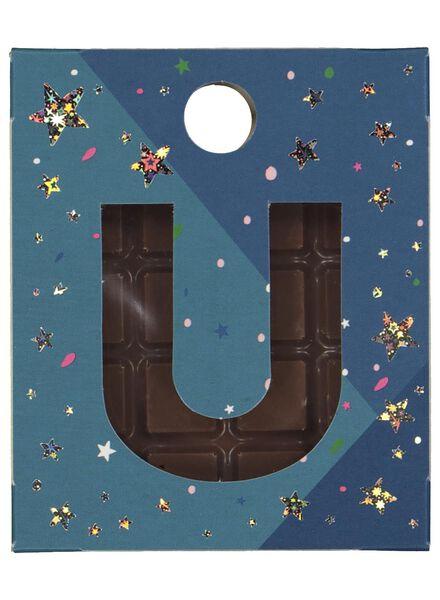 chocolade hanger letters melk melk - 1000017573 - HEMA