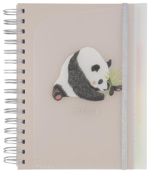 lecture notebook 4-in-1 A5 ruled - 14150071 - hema