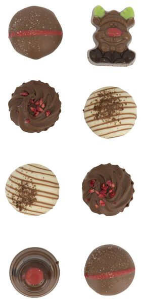 bonbons Christmas 115 grams - 10041062 - hema