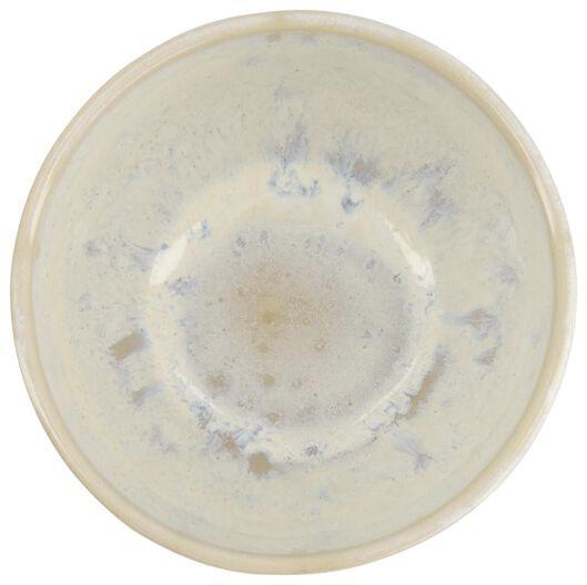 bowl - 10 cm - Porto - reactive glaze - white - 9602236 - hema