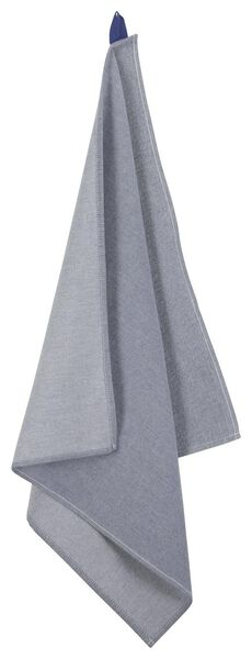 tea towel - 65 x 65 - cotton - blue - 5490028 - hema