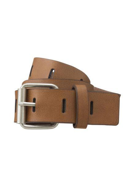 ceinture enfant marron marron - 1000011548 - HEMA