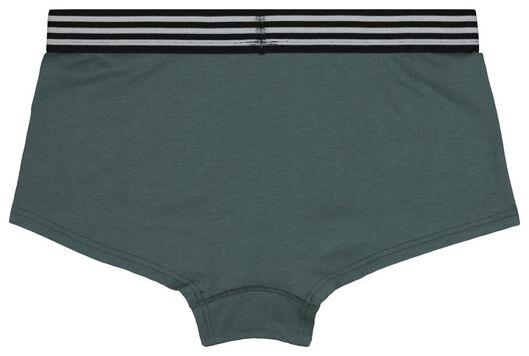 boxer ado vert vert - 1000018603 - HEMA