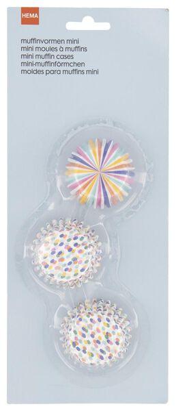 150 mini moules à muffins - 80810258 - HEMA