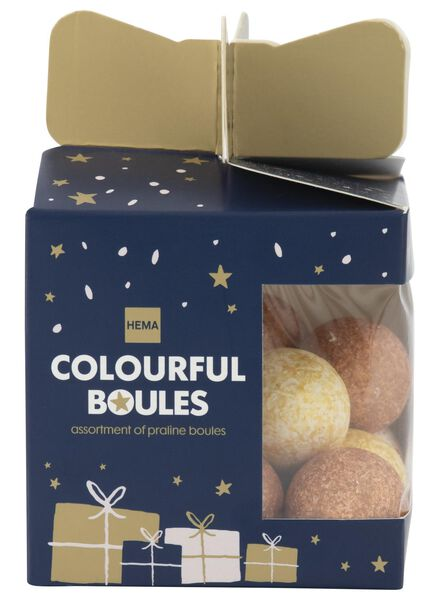 chocolate boules - 10030020 - hema