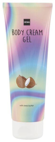 body cream gel coconut - 125 ml - 11360008 - hema