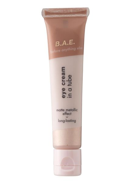 B.A.E. ombre à paupières crème 01 be bold 10 ml - 17700051 - HEMA