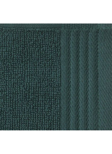 kitchen towel 50 x 50 cm keukendoek green - 5410037 - hema