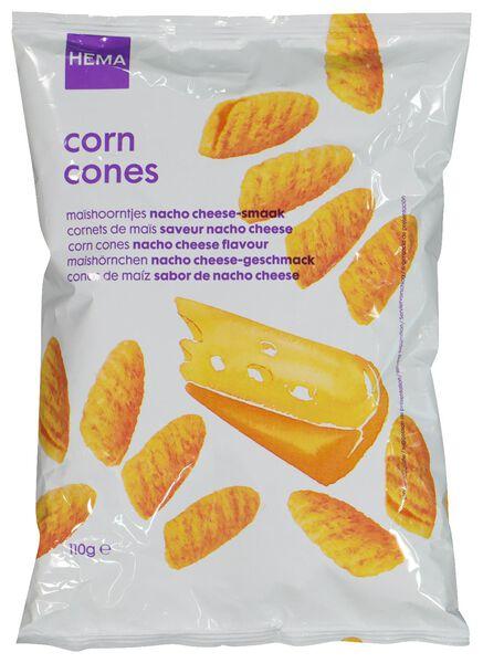 cornets de maïs 110 grammes - 10648442 - HEMA