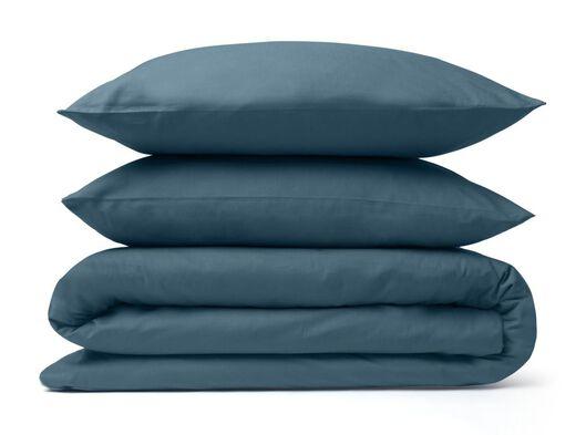 Bettwäsche, Soft Cotton, einfarbig dunkeljeansfarben dunkeljeansfarben - 1000014133 - HEMA