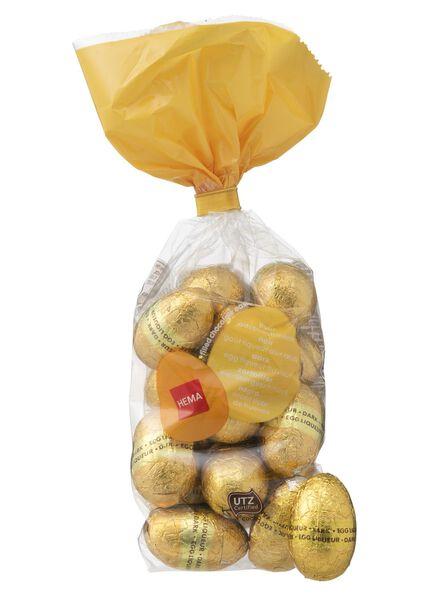 œufs en chocolat liqueur aux oeufs - 10091001 - HEMA