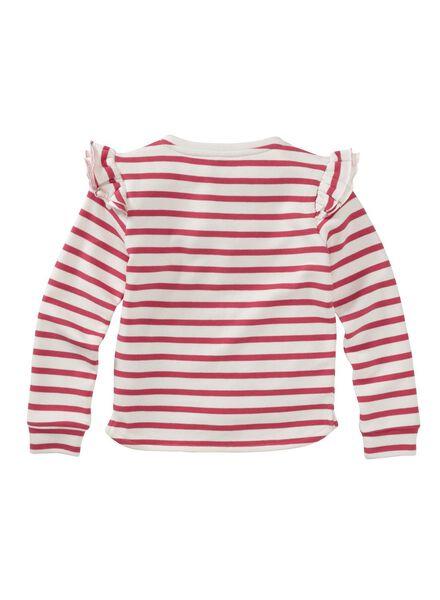 children's sweatshirt pink pink - 1000005759 - hema