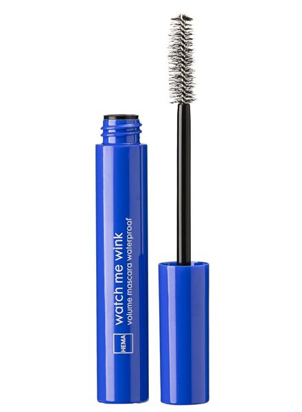 volume mascara waterproof - 11210071 - hema