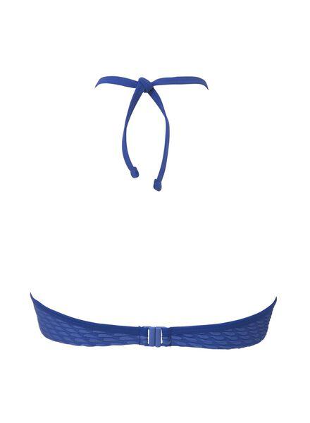 women's bikini top blue blue - 1000006621 - hema