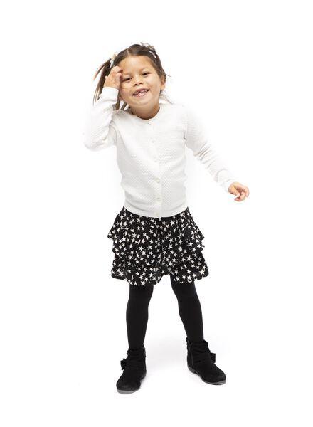 Kinder-Rock schwarz schwarz - 1000017200 - HEMA