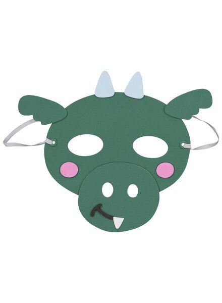 Image of HEMA Foam Mask Dragon