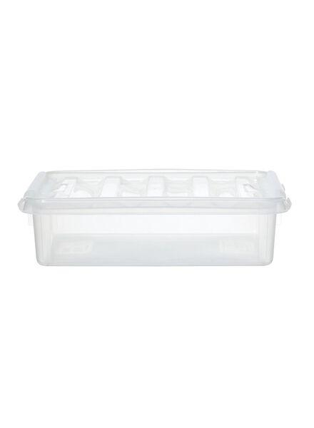 boîte de rangement 21 x 17 x 6 cm - 39830205 - HEMA