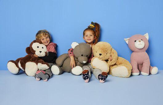 Strick-Teddybär XL - 15100052 - HEMA