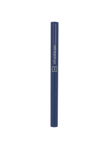 soft eyeliner waterproof 81 blue - 11210181 - hema