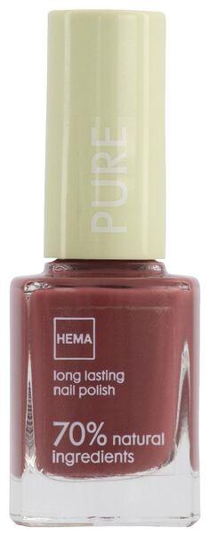 vernis à ongles pure longlasting 238 raspberry drizzle - 11240241 - HEMA