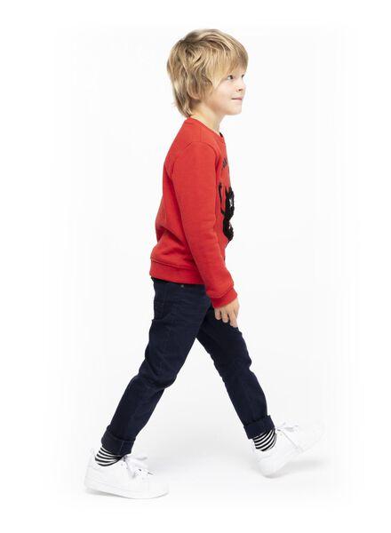 children's sweater red red - 1000017258 - hema