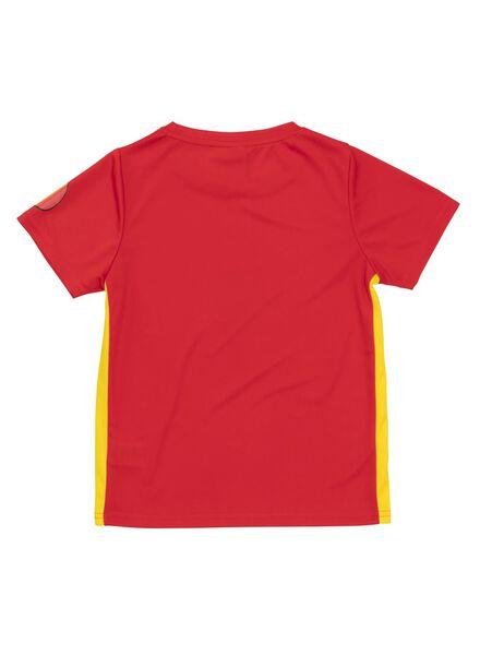children's T-shirt WC Belgium red red - 1000007230 - hema