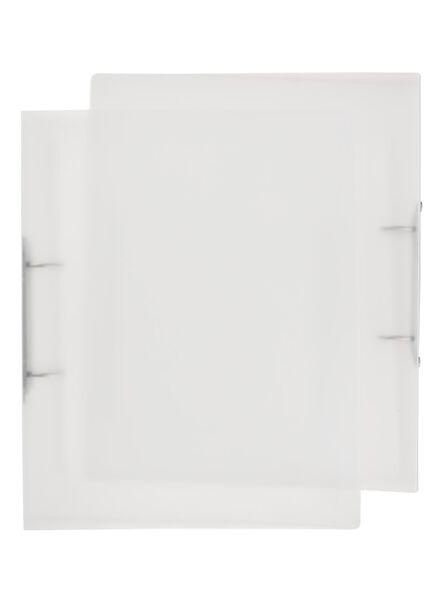 2er-Pack Ringbücher, 2-Ring-Mechanik - 14822361 - HEMA