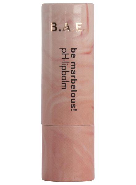 B.A.E. marble lip balm 01 roma - 17710101 - hema