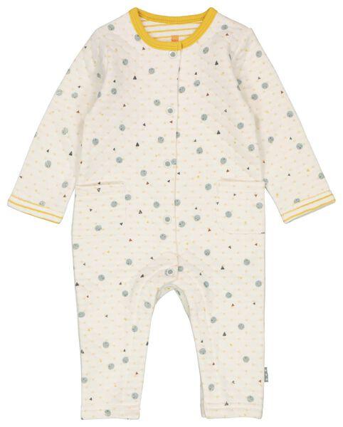 HEMA Newborn-Jumpsuit Weiß