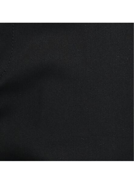 pantalon cropped femme noir noir - 1000014322 - HEMA